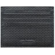 TRU VIRTU Wallet Soft Diagonal Carbon Black | ΣΕΙΡΑ LEATHER στο smart-tech.gr