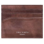 TRU VIRTU Wallet Soft Natural Brown | ΣΕΙΡΑ LEATHER στο smart-tech.gr