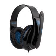 SADES Gaming headset Tpower με 40mm ακουστικά, Blue | HEADSETS στο smart-tech.gr