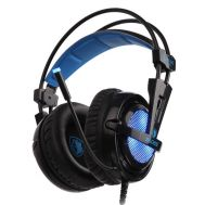 SADES Gaming Headset Locust Plus, USB, 7.1CH με 40mm ακουστικά | HEADSETS στο smart-tech.gr