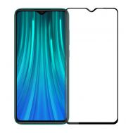 POWERTECH Tempered Glass 5D, Full Glue, Xiaomi Redmi Note 8 Pro, μαύρο | Προστατευτικά οθόνης στο smart-tech.gr