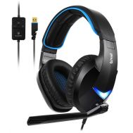 SADES Gaming Headset Wand SA-914-BL, 7.1CH, USB, 40mm ακουστικά | HEADSETS στο smart-tech.gr